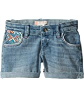 Roxy Kids - Ribbit Ears Shorts (Toddler/Little Kids/Big Kids)