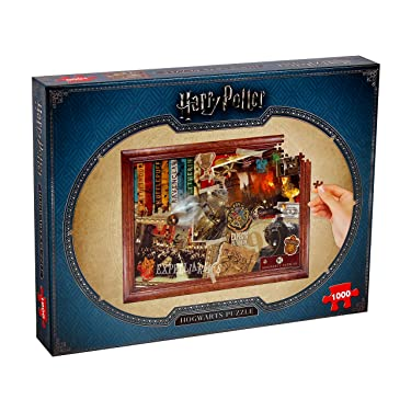 Harry Potter 2466 Warner Brothers Jigsaw Puzzle, Hogwarts 1000PC