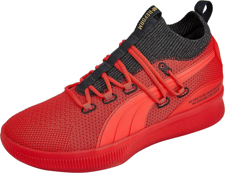 PUMA Men's Clyde Court Reform Baskeball Shoe