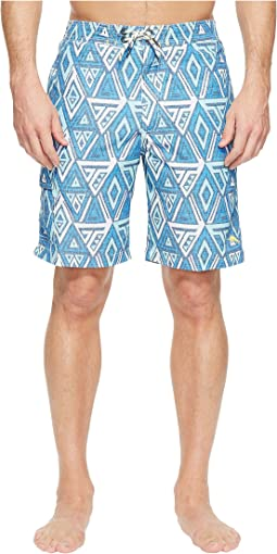 Tommy Bahama - Baja Geo Trio Swim Trunk