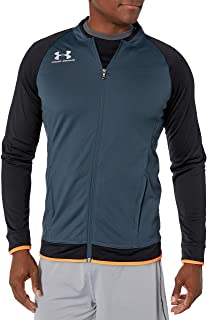 Under Armour Men's Challenger Iii Jacket, Wire/Black/Halo Grey, Large