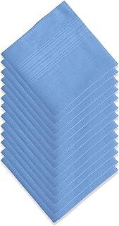 دستمال 100 Cot پنبه دستمال Van Heusen (آبی Zephyr)