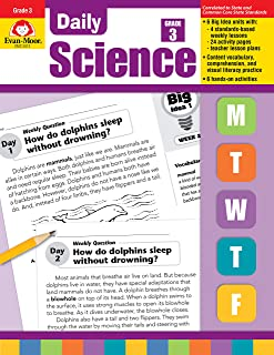 Daily Science, Grade 3 (Daily Practice Books)