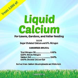 Liquid Calcium Quart -Ready-to-Use