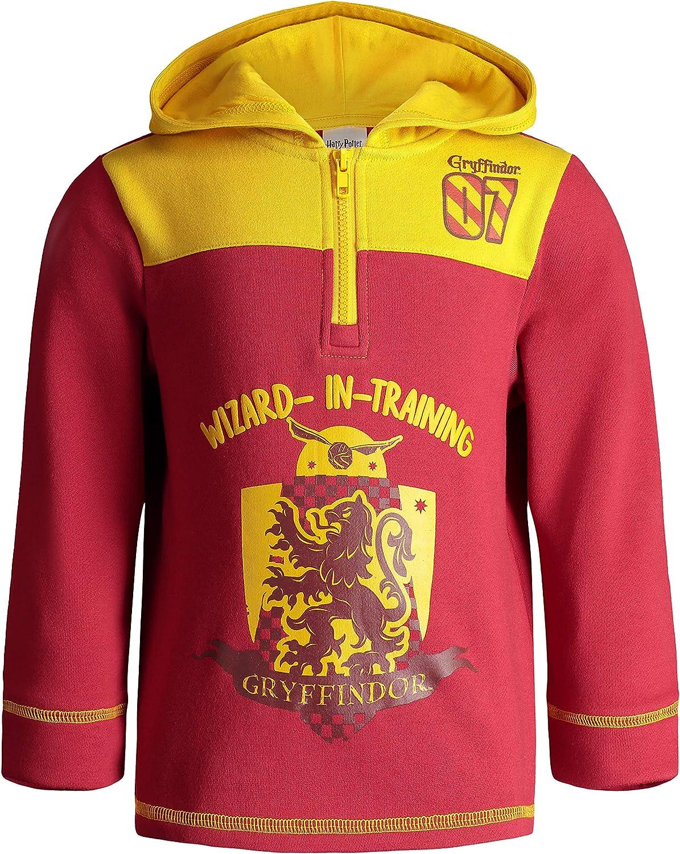 Harry Potter Toddler Boys' Fleece Sweatshirt Time sale Hoodie wit Pullover Columbus Mall
