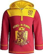 Harry Potter Toddler Boys' Fleece Hoodie Pullover Sweatshirt with Zipper