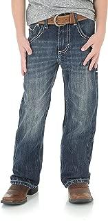 Wrangler Boys' 20X Vintage Boot Cut Jeans