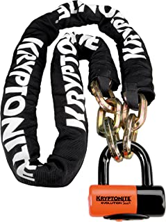 Kryptonite New York 1217 12mm Chain & Evolution 14mm Disc Lock