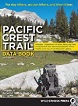 Pacific Crest Trail Data Book: Mileages, Landmarks, Facilities, Resupply Data, and Essential Trail Information for the Ent...