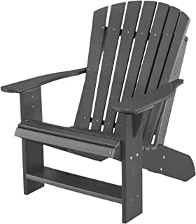 Wildridge LCC-114 Recycled Plastic Heritage Adirondack Chair - Ships in 10-14 Business Days