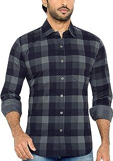 GLOBALRANG Men's Regular Fit Shirt