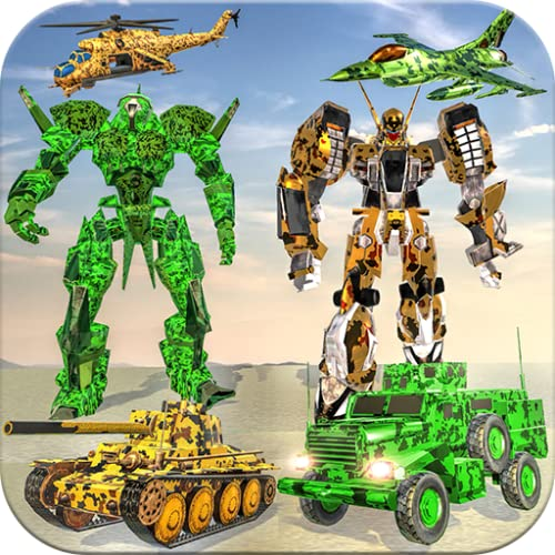 US Army Robot War Multi Robot Transform Games