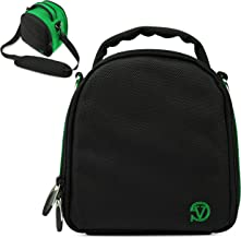 VanGoddy Laurel Forest Green Carrying Case Bag for FujiFilm Series and GFX Series