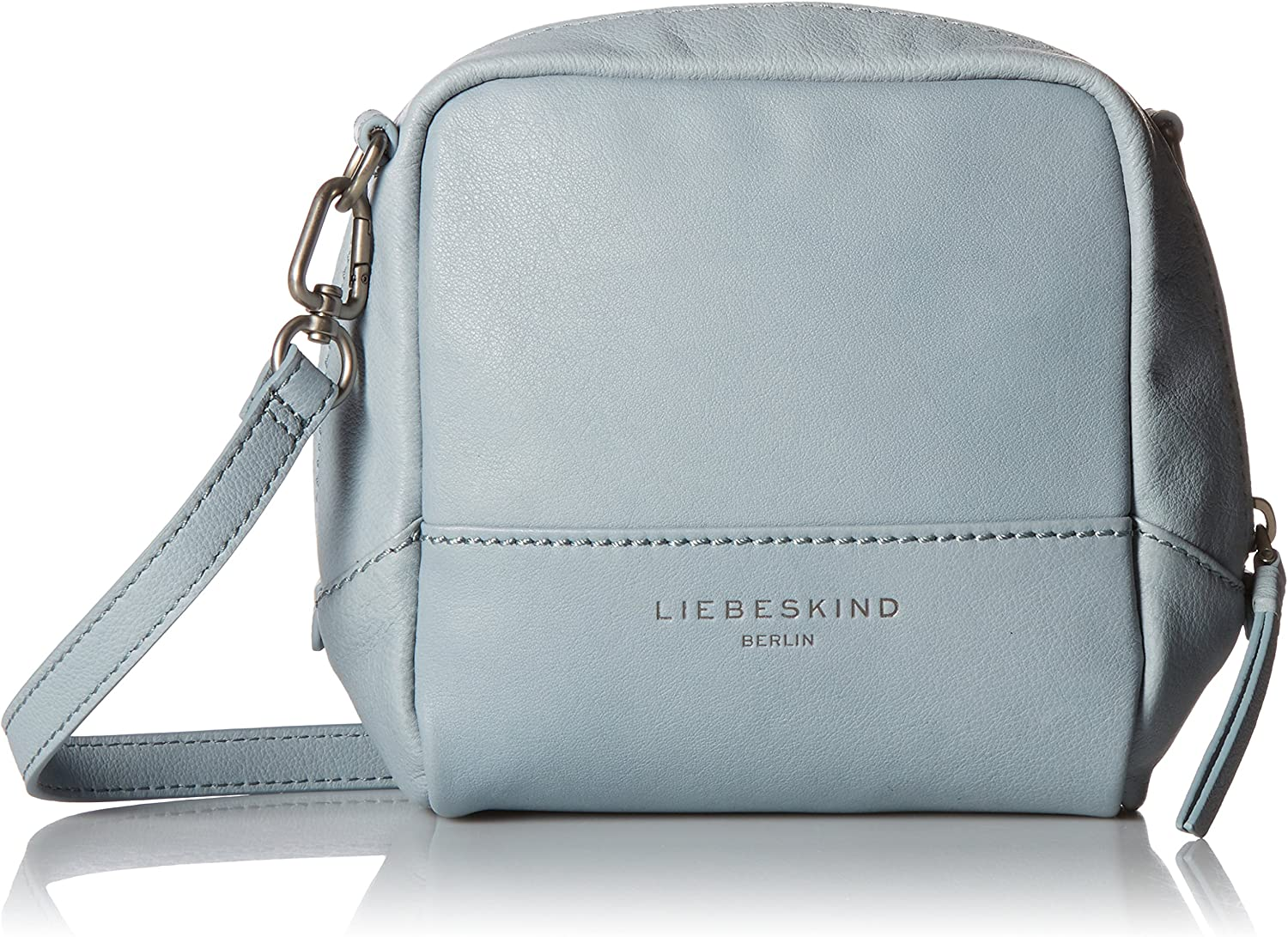 Liebeskind Berlin Women's Acapulco Leather Rounded Crossbody