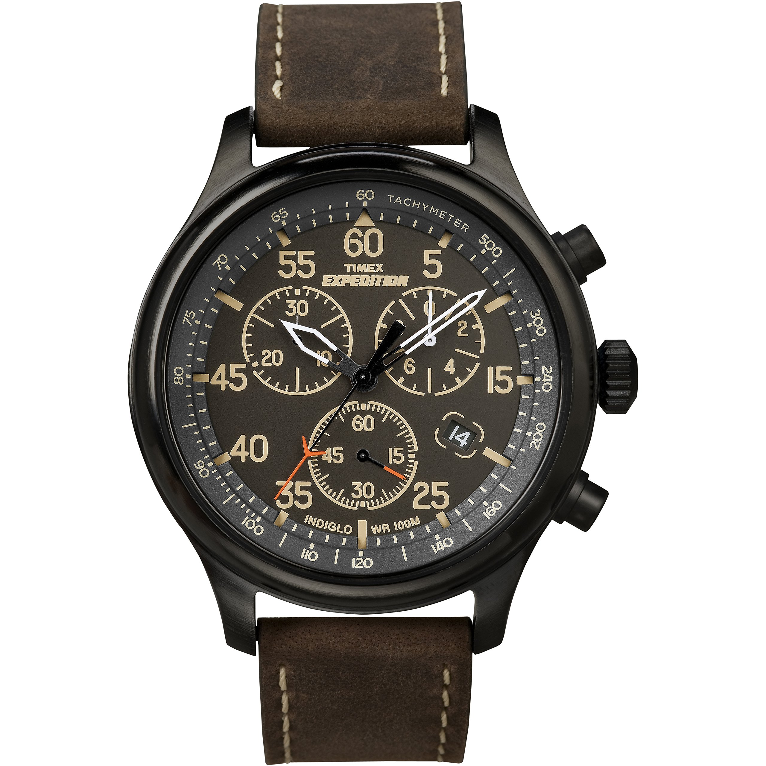Timex T49905 Expedition Chronograph Leather