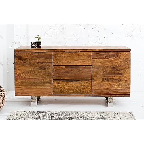 Sideboard Holz Massiv Amazon De