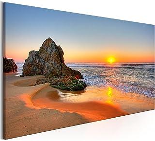 64f55d9014d3 murando - Bilder Playa 150x50 cm impresión en Material Tejido no Tejido  artística fotografía Imagen gráfica