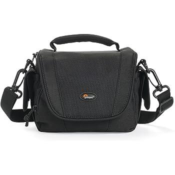 Black Lowepro Edit 130 Camcorder Bag