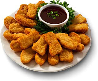 Midamar - Halal Chicken Nuggets (Fully Cooked), 10 lb case