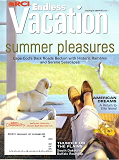 RCI Endless Vacation Magazine, Vol. 29, No. 4 (July August, 2004)