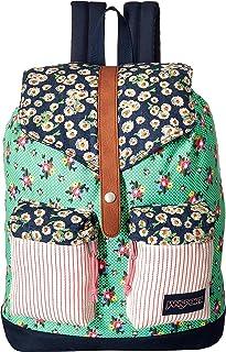 Jansport Fashion Backpack for Women- Green