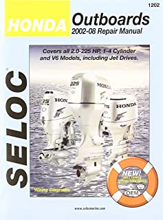 Best honda outboard motor manual Reviews