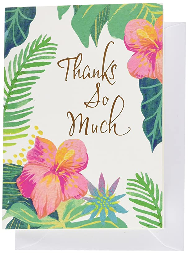 Thank You Notes - Tropical