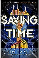Saving Time (The Time Police Book 3) Kindle Edition