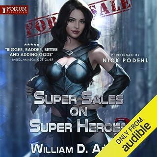 Super Sales on Super Heroes, Book 2