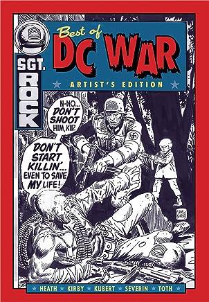 BEST OF DC WAR ARTISTS ED HC
