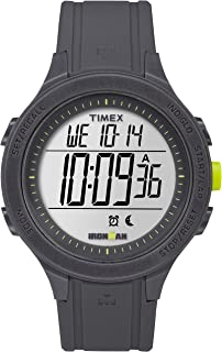 Men's TW5M14500 Ironman Essential 30 Black/Lime Silicone Strap Watch
