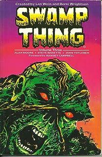 Swamp Thing: Bk. 3