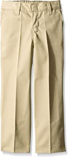 Dickies Slim Size Big Boys' Classic Flat Front Pant