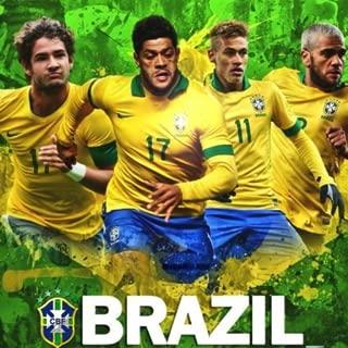 Brazil National Football Team HD Wallpapers