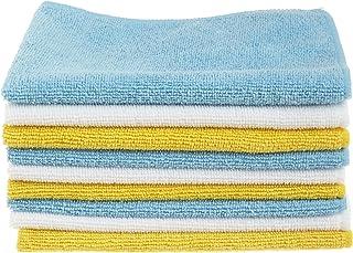 AmazonBasics Microfiber Cleaning Cloth, 144 Pack