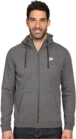 116f911f5024 Nike rally pullover hoodie carbon heather dark grey black