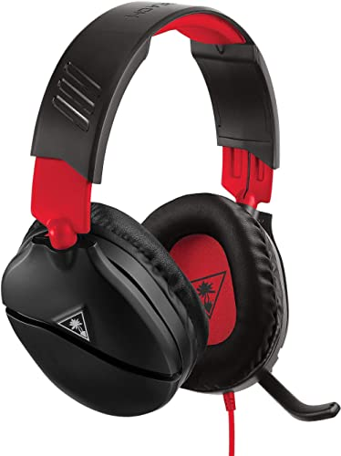 Turtle Beach Recon 70N Casque Gaming - Nintendo Switch, PS4, PS5, Xbox One et PC