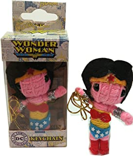 Licenses Products DC Comics Originals Wonder Woman String Doll Keychain