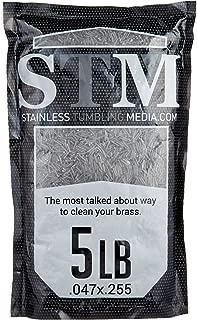 STM Stainless Tumbling Media - 5 lbs - Ammo Reloading Supplies