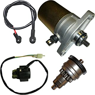 ZOOM ZOOM PARTS Starter Motor Drive Clutch Relay for Giovanni Jackel Wildfire 49cc 50cc GoKart Moped