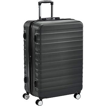 Basics Hardside Spinner Suitcase Luggage with Wheels
