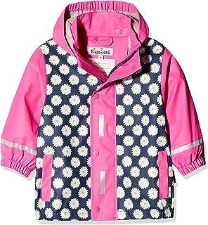 Regen-set Blumendruck Regenanzug Playshoes Matschanzug Giacca Impermeabile Bimba 0-24