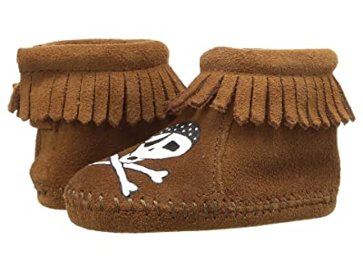 Minnetonka Kids Free Range Mama Sail Into Mystic (Infant) (Brown) Kid