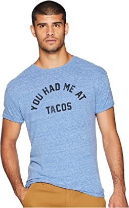 You Had Me At Tacos Vintage Tri-Blend Tee