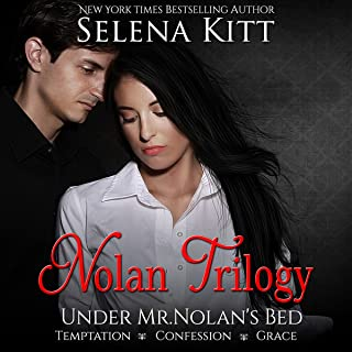 Nolan Trilogy: Box Set: Under Mr. Nolan's Bed, Book 1-3