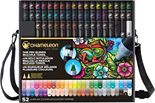 Chameleon Art Products, Chameleon Color Tones, Complete Set - 52 Pens