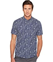 Penfield - Cuyler Line Leaf Short Sleeve Shirt