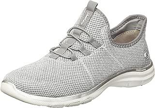 Skechers Sports Sneakers For Women, Grey, 36 EU