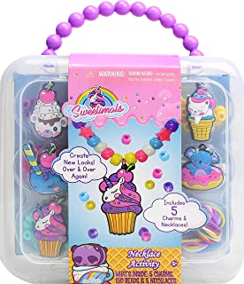 Tara Toy Sweetimals Necklace Activity Set