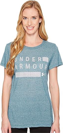 Under Armour - Threadborne Graphic Twist Short Sleeve Shirt